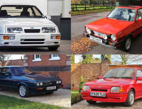 Fast Fords that could break auction records