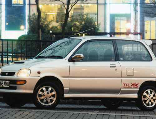 The 'Box of Frogs' – life with Japan's craziest hot hatch