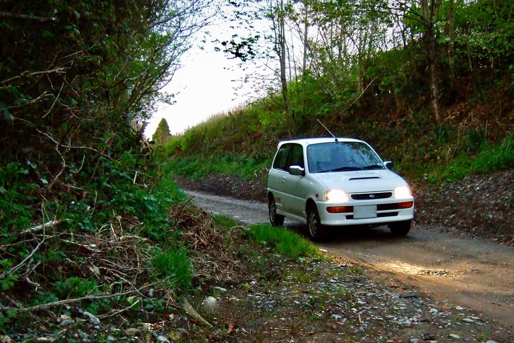 Daihatsu Cuore Avanzato