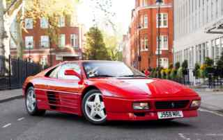 Affordable Ferrari 348 TS