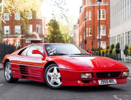 'Affordable' Ferrari with F1 history is for sale