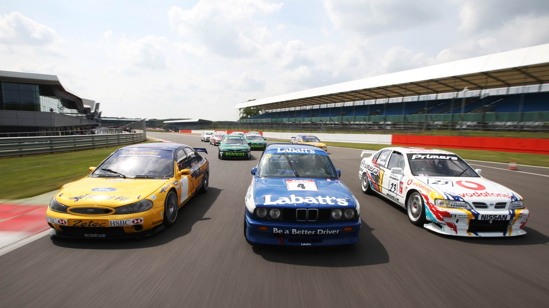 Terrific tin-tops: the retro cars that made the BTCC a global success - Retro Motor