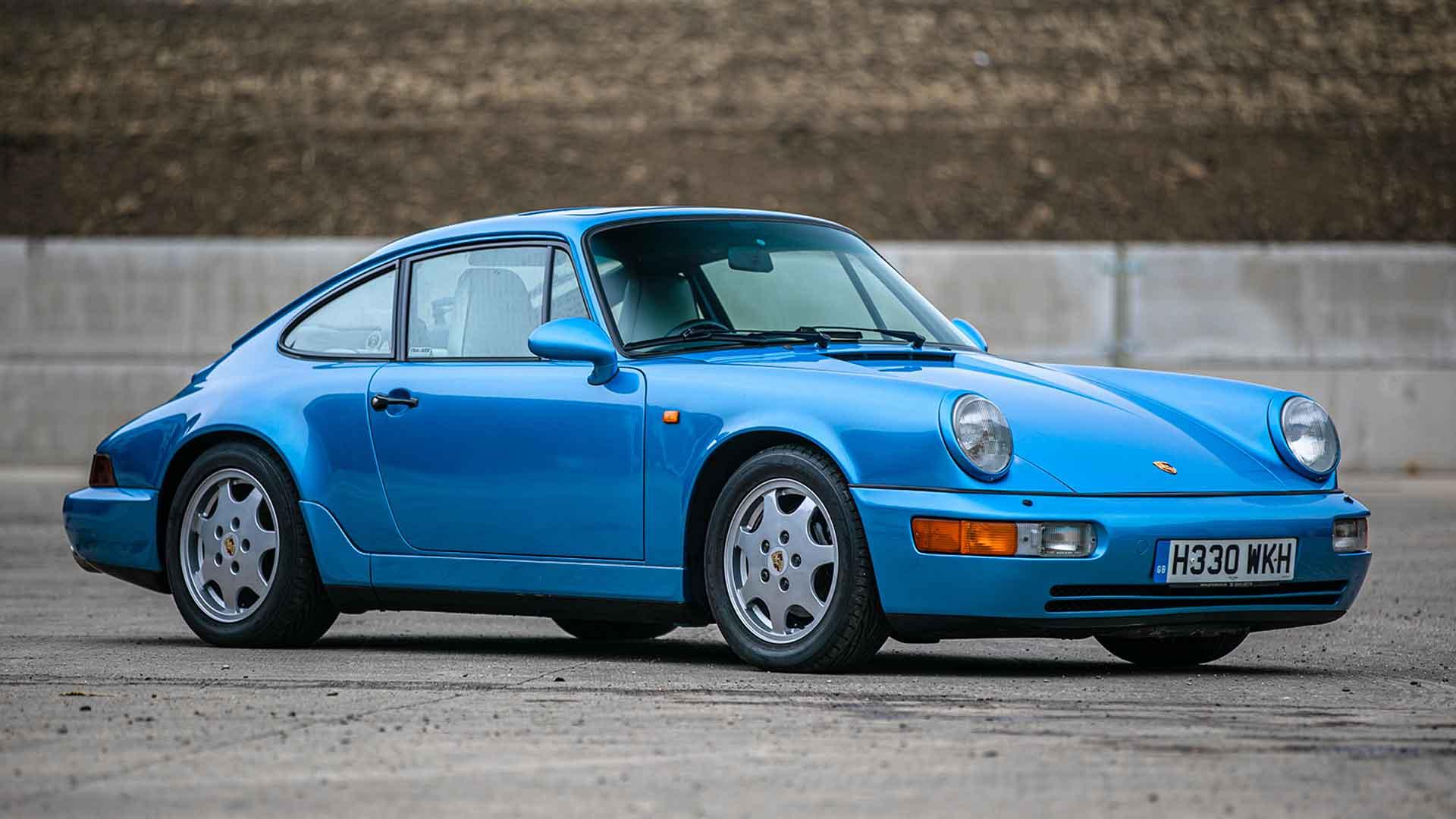 1990 Porsche 911 964 Carrera 4