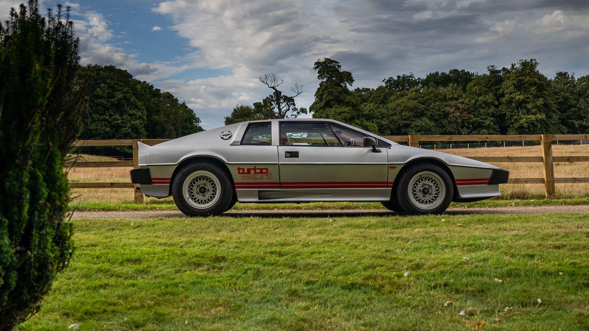 Lotus Turbo Esprit
