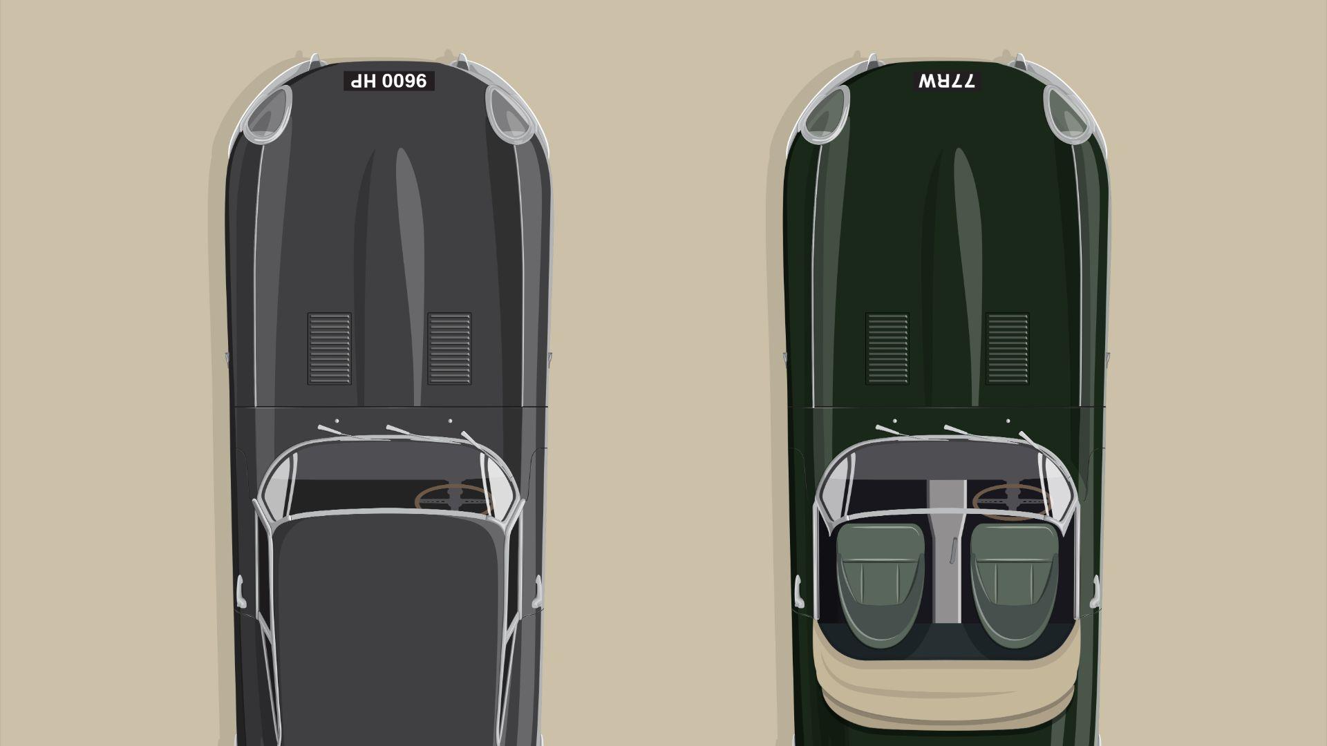 Jaguar E-Type 2021 'reborn' editions