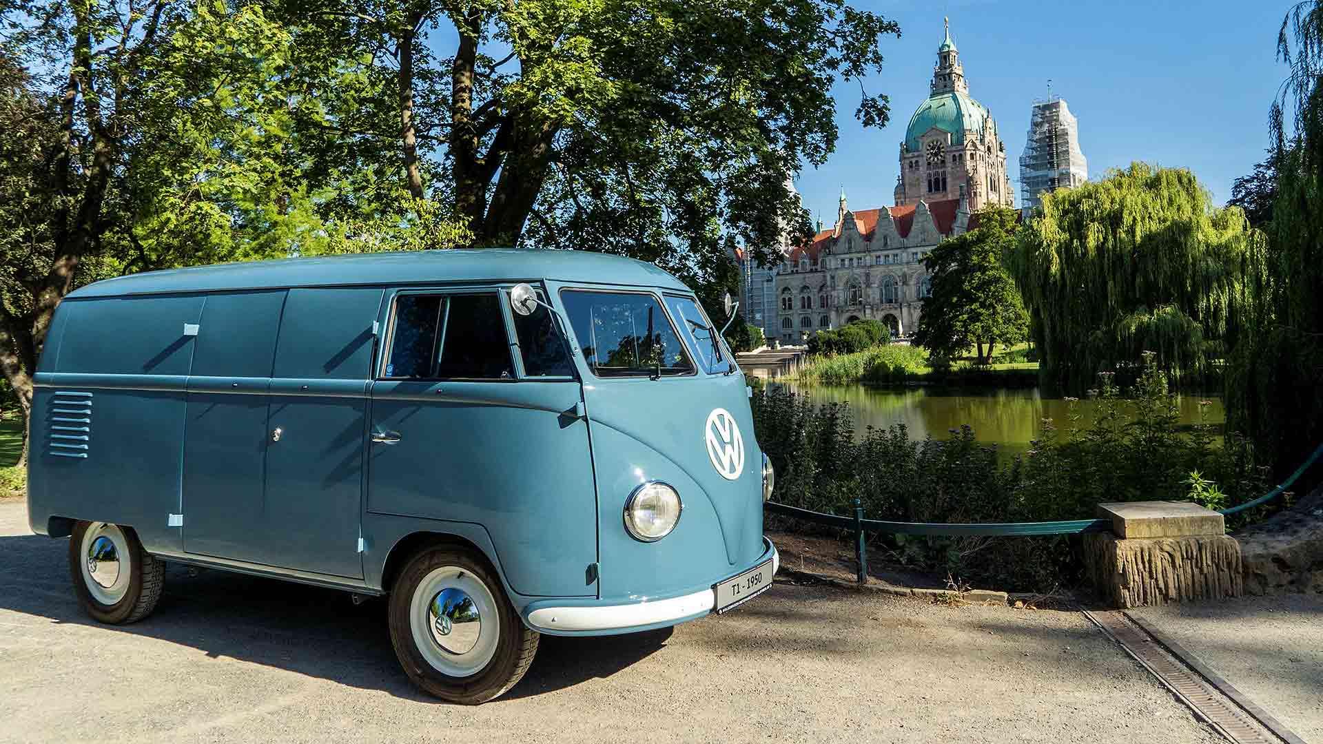 Volkswagen Transporter T1 Bulli