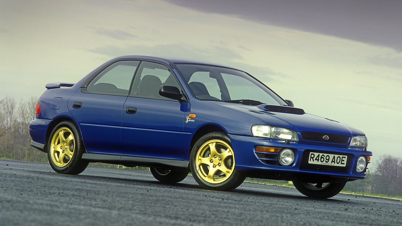 Coolest cars of the 1990s